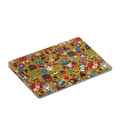 Psychedelic Apple Magic Trackpad 2 Skin