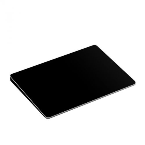 Solid State Black Apple Magic Trackpad 2 Skin