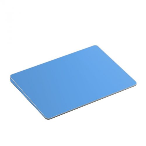Solid State Blue Apple Magic Trackpad 2 Skin