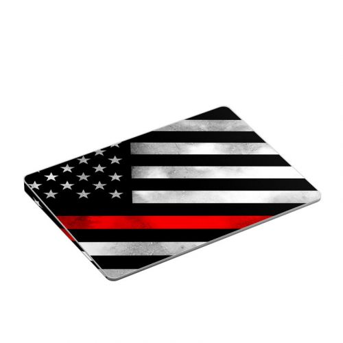 Thin Red Line Hero Apple Magic Trackpad 2 Skin