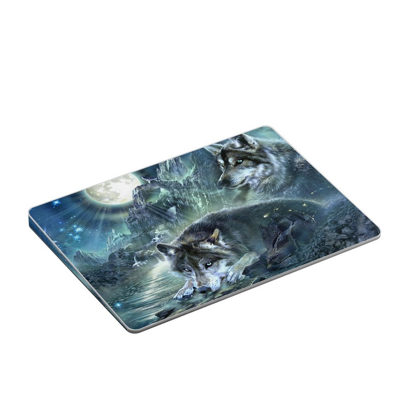 Bark At The Moon Apple Magic Trackpad 2 Skin