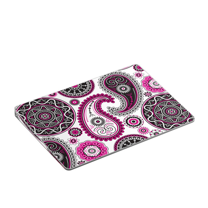 Boho Girl Paisley Apple Magic Trackpad 2 Skin