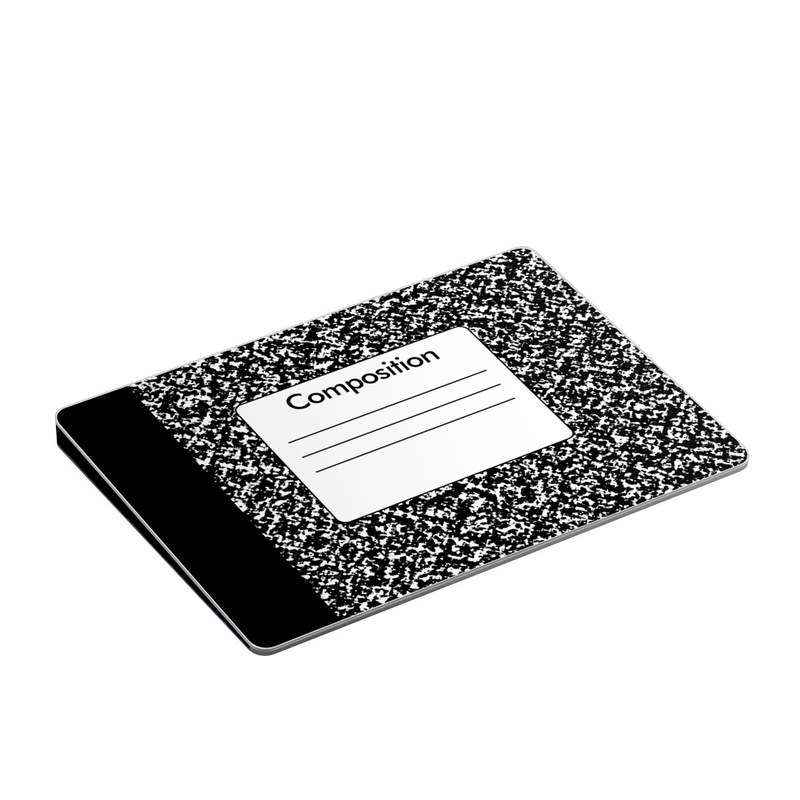 Composition Notebook Apple Magic Trackpad 2 Skin