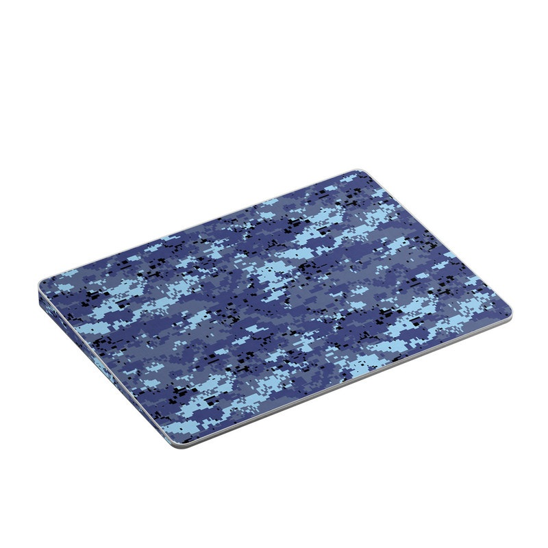 Digital Sky Camo Apple Magic Trackpad 2 Skin