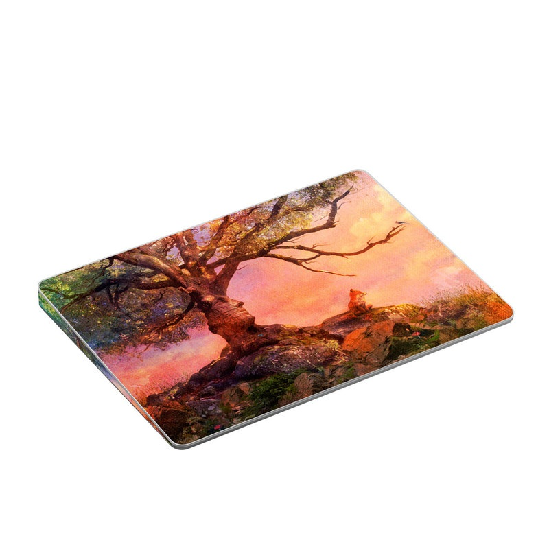 Fox Sunset Apple Magic Trackpad 2 Skin