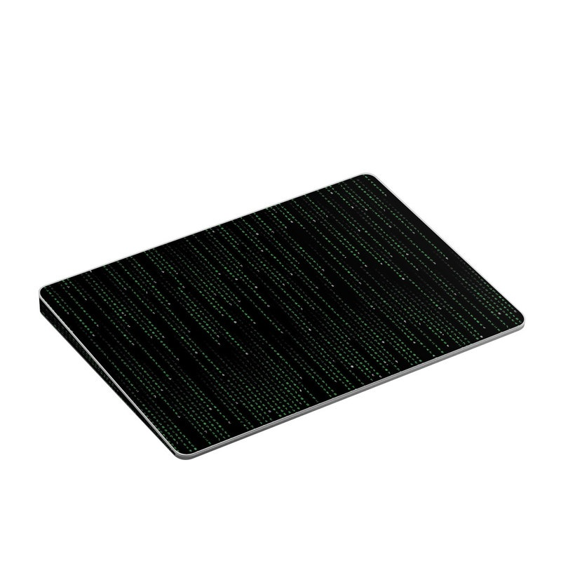 Matrix Style Code Apple Magic Trackpad 2 Skin