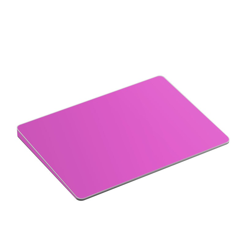 Solid State Vibrant Pink Apple Magic Trackpad 2 Skin