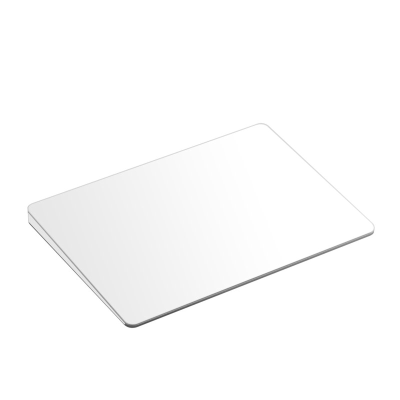 Solid State White Apple Magic Trackpad 2 Skin