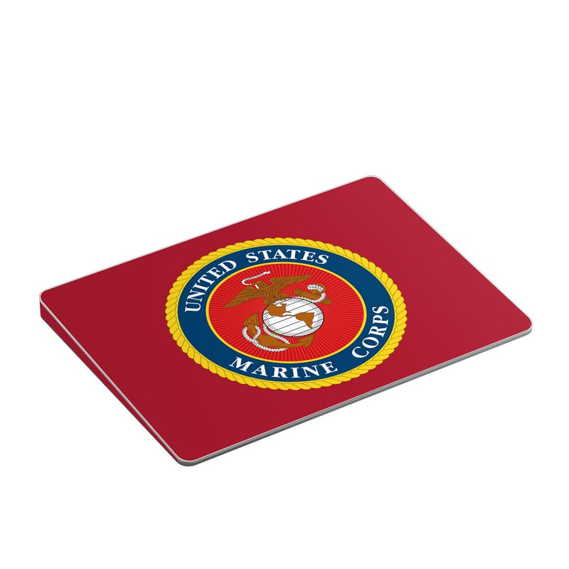 USMC Red Apple Magic Trackpad 2 Skin