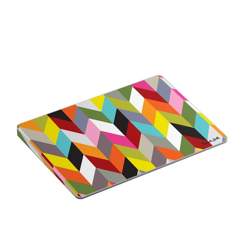Ziggy Condensed Apple Magic Trackpad 2 Skin