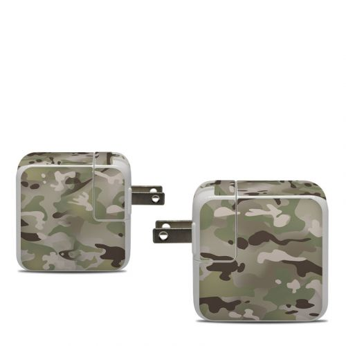 FC Camo Apple 30W USB-C Power Adapter Skin