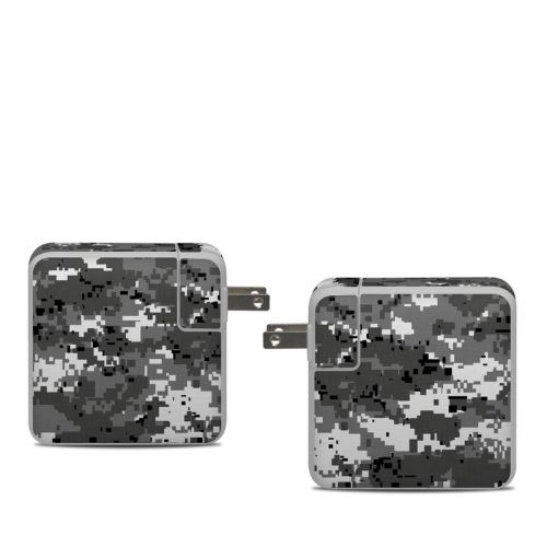 Digital Urban Camo Apple 61W USB-C Power Adapter Skin