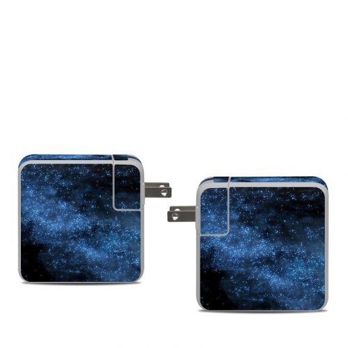 Milky Way Apple 61W USB-C Power Adapter Skin