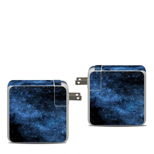 Milky Way Apple 87W USB-C Power Adapter Skin