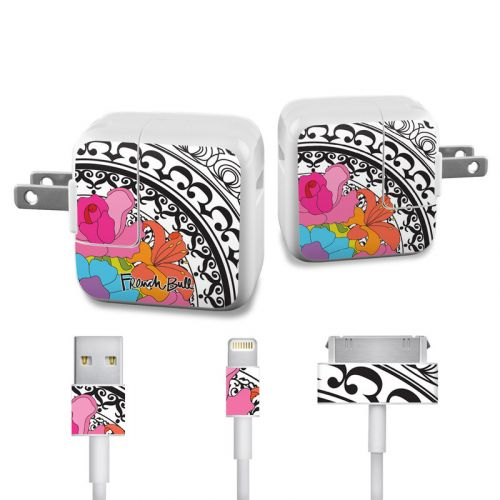 Barcelona iPad Power Adapter, Cable Skin