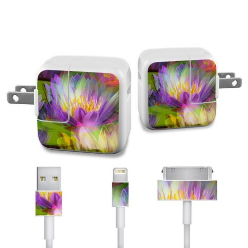 Lily iPad Power Adapter, Cable Skin