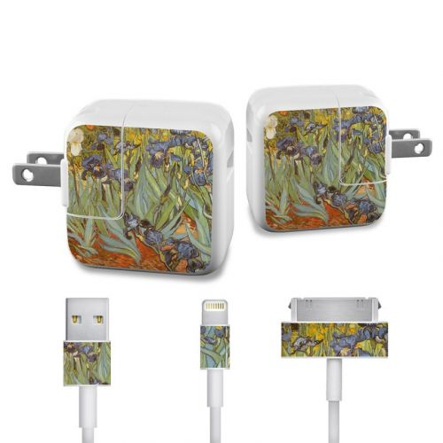 Irises iPad Power Adapter, Cable Skin