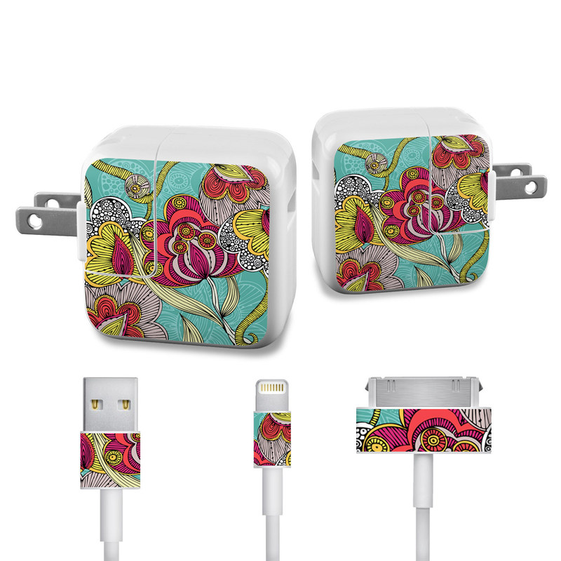 Beatriz iPad Power Adapter, Cable Skin