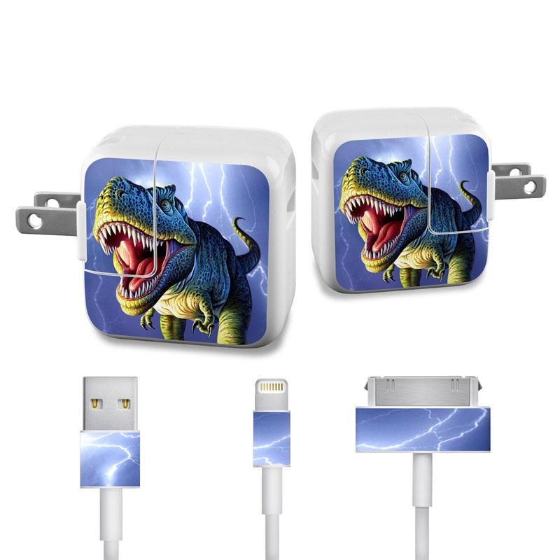 Big Rex iPad Power Adapter, Cable Skin