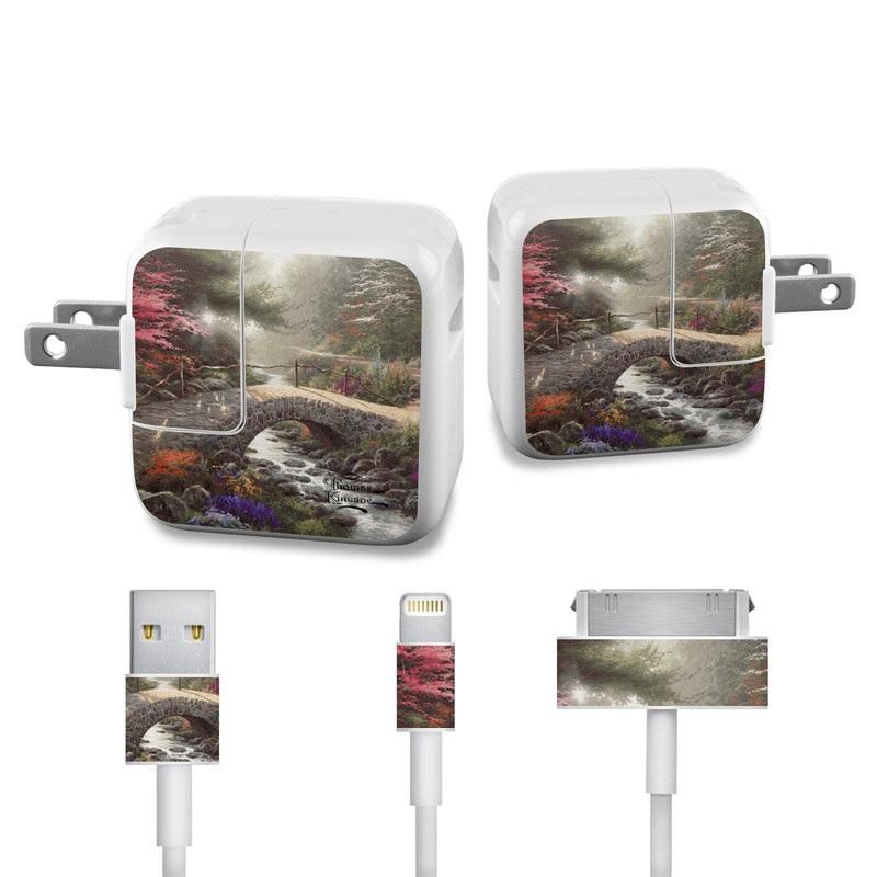 Bridge of Faith iPad Power Adapter, Cable Skin