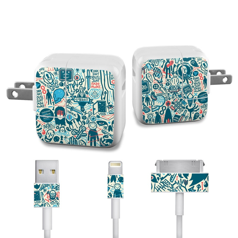 Committee Apple 12W USB Power Adapter Skin