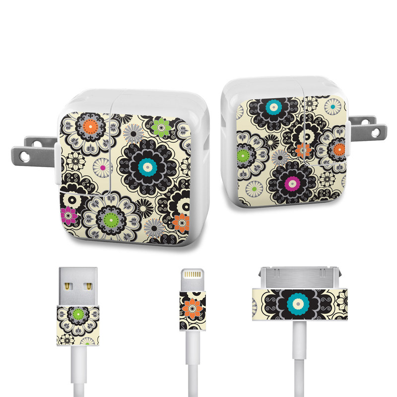 Nadira iPad Power Adapter, Cable Skin