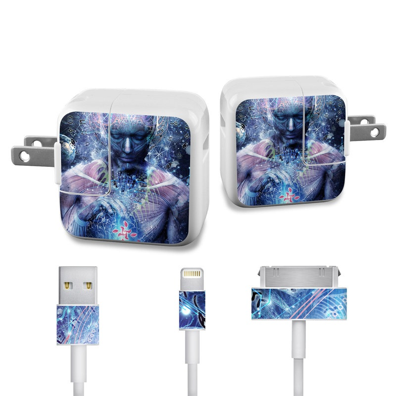 Silence Seeker iPad Power Adapter, Cable Skin