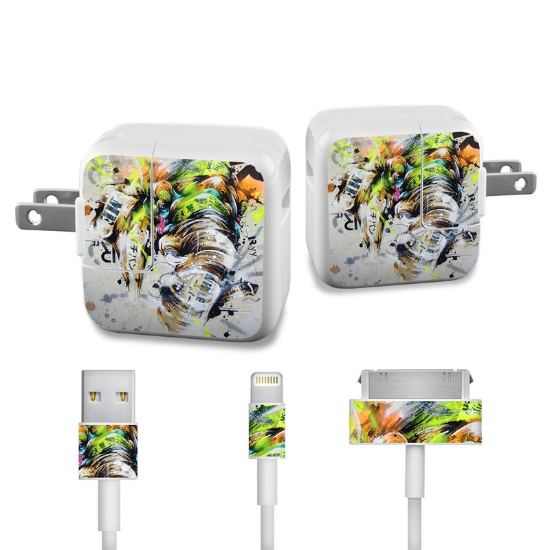 Theory iPad Power Adapter, Cable Skin