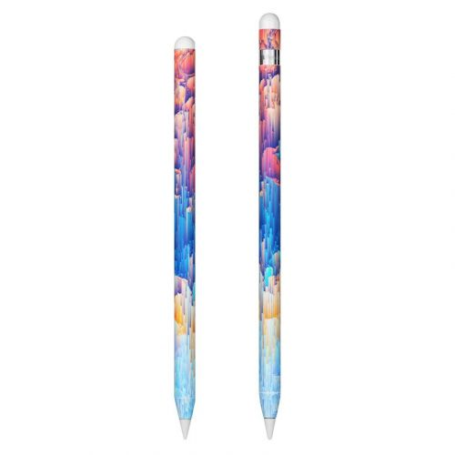 Cloud Glitch Apple Pencil Skin