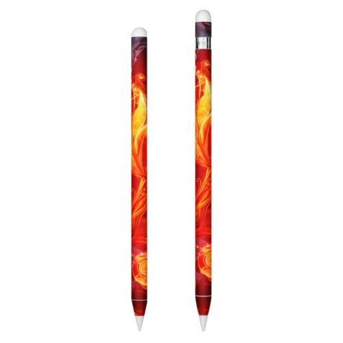 Flower Of Fire Apple Pencil Skin