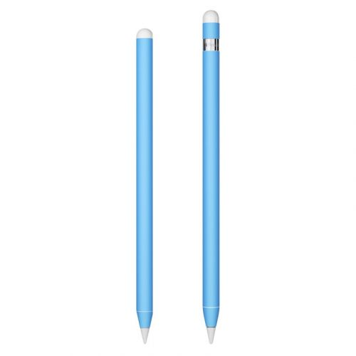 Solid State Blue Apple Pencil Skin