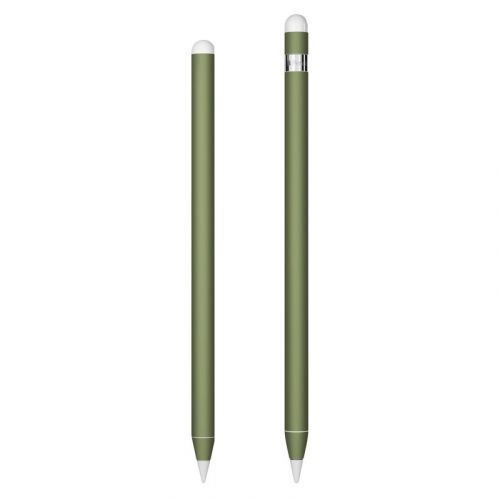 Solid State Olive Drab Apple Pencil Skin