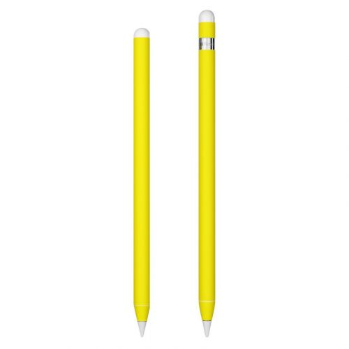 Solid State Yellow Apple Pencil 2nd Gen Skin