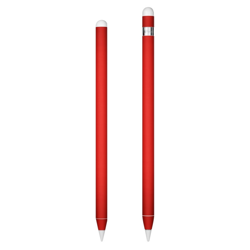 Apple Pencil Skin design of Red, Maroon, Orange, Brown, Peach, Pattern, Magenta with red colors