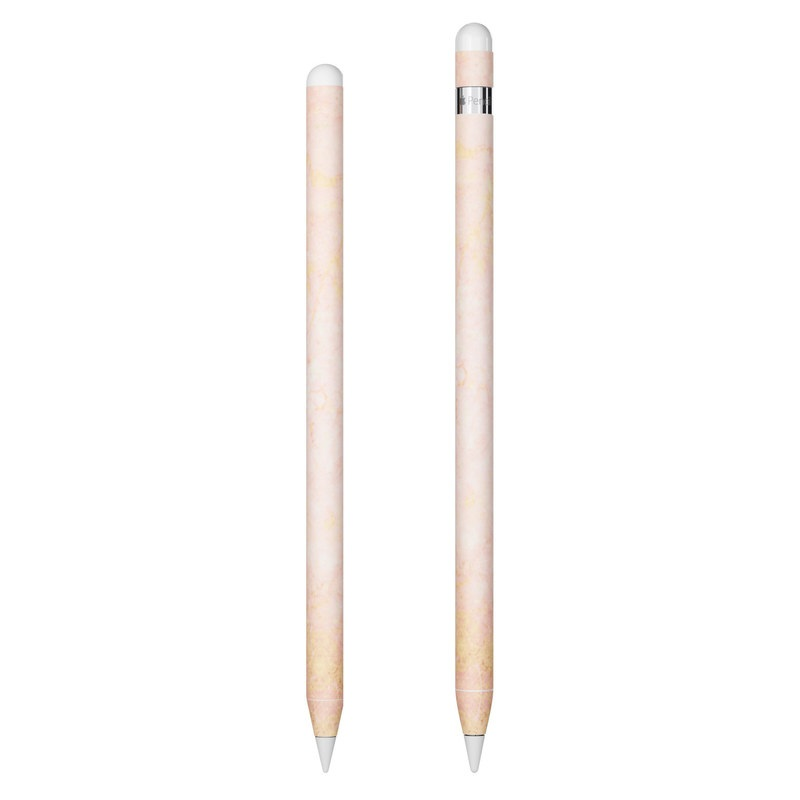 Apple Pencil Skin design of Pink, Peach, Wallpaper, Pattern with pink, yellow, orange colors