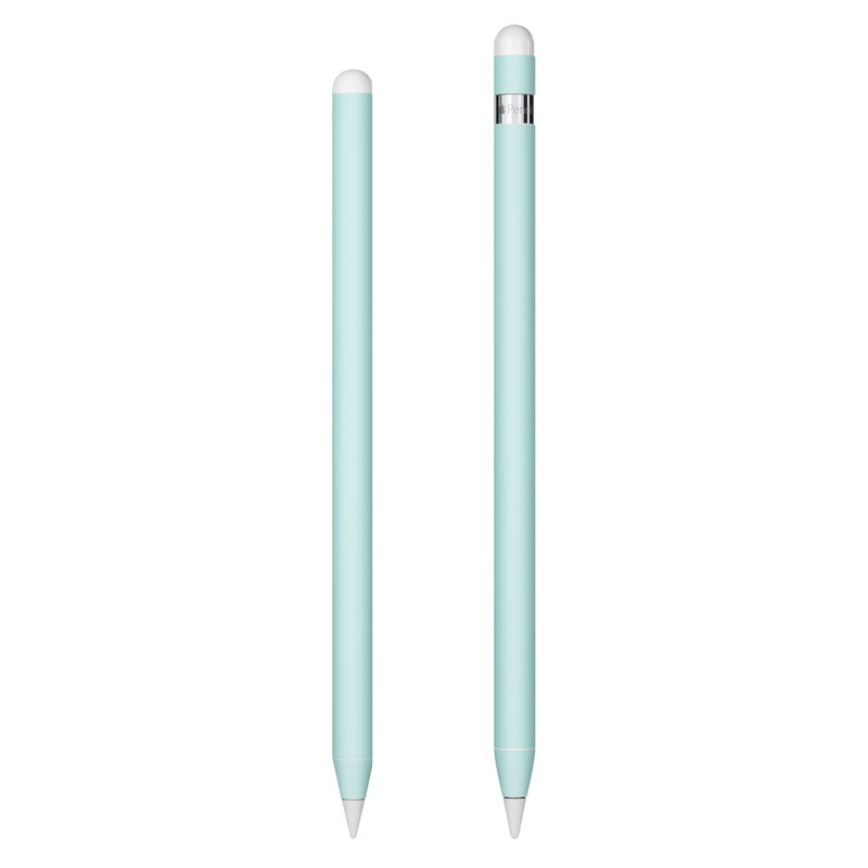 Apple Pencil Skin design of Green, Blue, Aqua, Turquoise, Teal, Azure, Text, Daytime, Yellow, Sky with blue colors