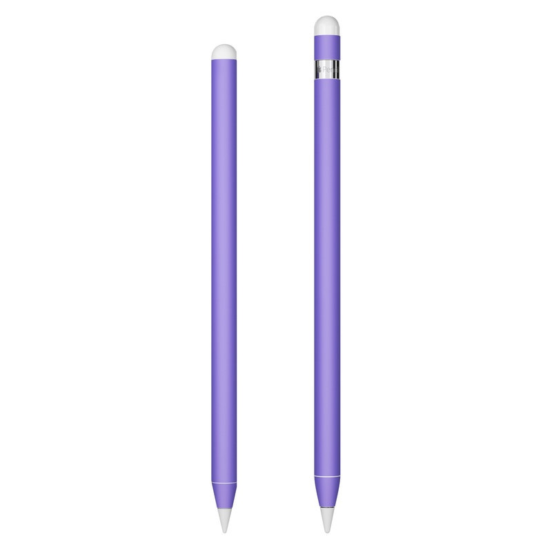 Apple Pencil Skin design of Blue, Violet, Sky, Purple, Daytime, Black, Lilac, Cobalt blue, Pink, Azure with purple colors
