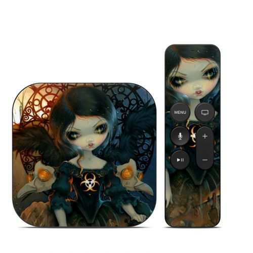 Pestilence Apple TV 4th Gen Skin