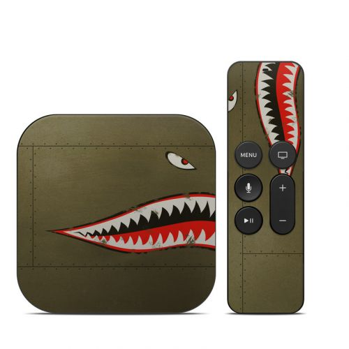 USAF Shark Apple TV 4th Gen Skin
