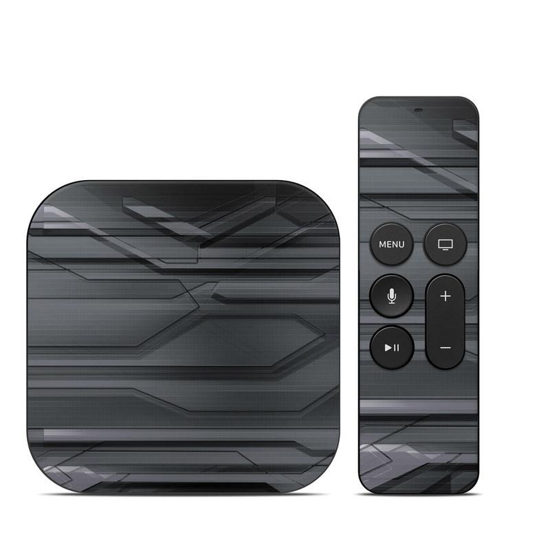 Plated Apple TV 4th Gen Skin