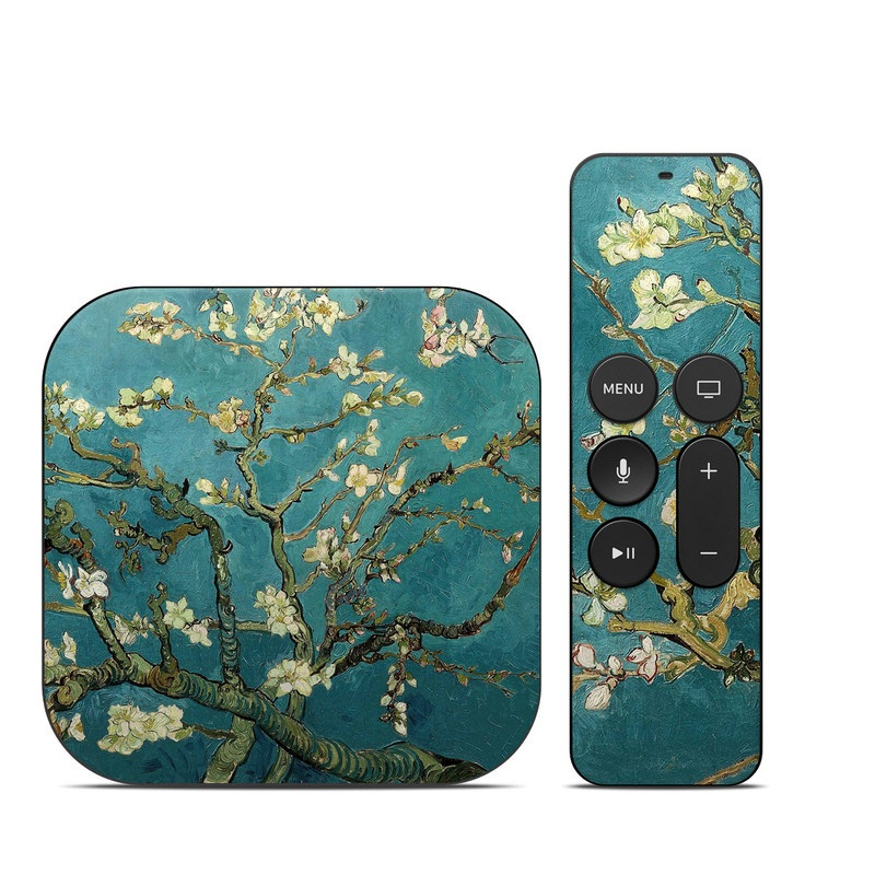 Blossoming Almond Tree Apple TV 4th Gen Skin