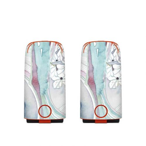 Abstract Organic Autel EVO Battery Skin