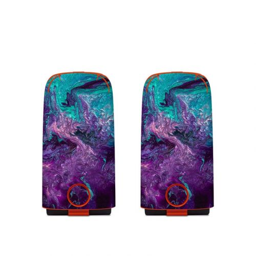 Nebulosity Autel EVO Battery Skin