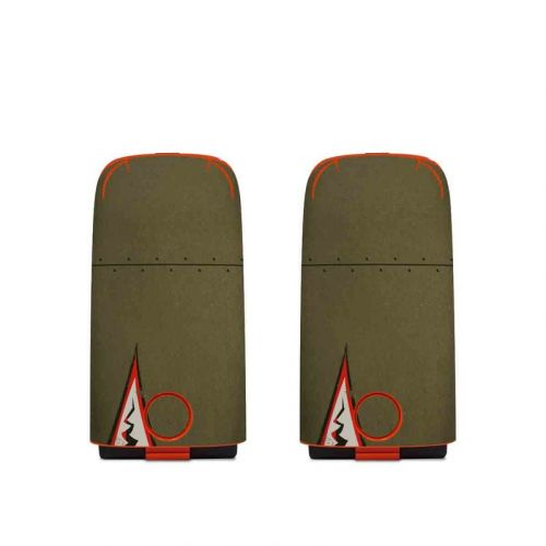 USAF Shark Autel EVO Battery Skin