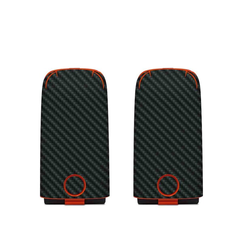Autel EVO Battery Skin design of Green, Black, Blue, Pattern, Turquoise, Carbon, Textile, Metal, Mesh, Woven fabric with black colors