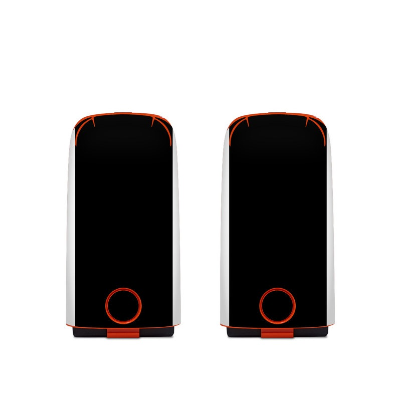 Autel EVO Battery Skin design with white, black, red colors