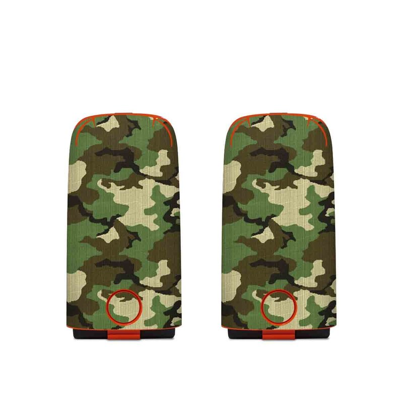 Autel EVO Battery Skin design of Military camouflage, Camouflage, Clothing, Pattern, Green, Uniform, Military uniform, Design, Sportswear, Plane with black, gray, green colors