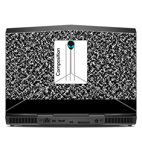 Composition Notebook Alienware 13 R3 Skin