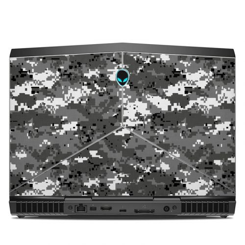 Digital Urban Camo Alienware 13 R3 Skin