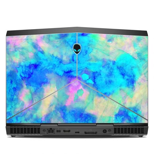 Electrify Ice Blue Alienware 13 R3 Skin